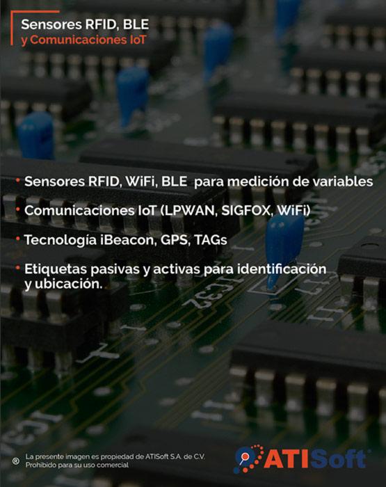 sensores rfid