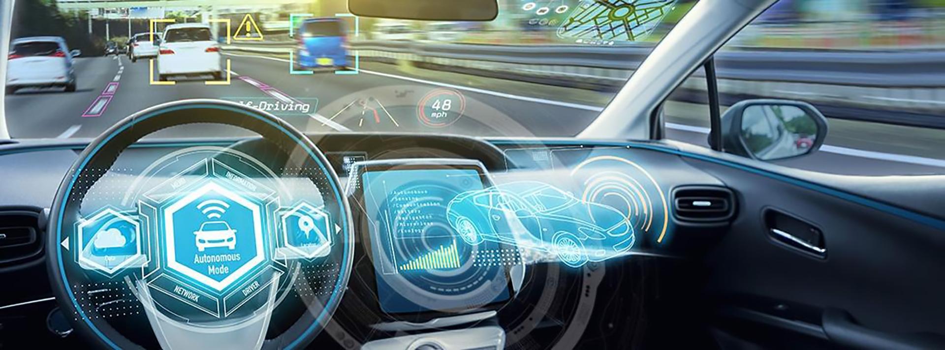 Internet of things / internet de las cosas vehiculo